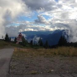 Rennradtour Monte Zoncolan / Westrampe