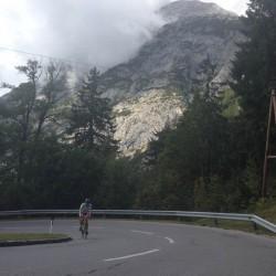 Alpencross Klausen - Arget / Buchener-Sattel