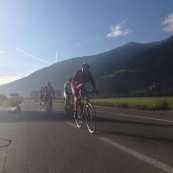 Alpencross Klausen - Arget / Eisacktal