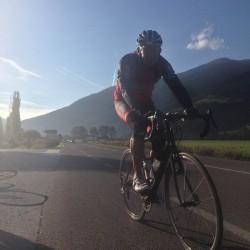 Alpencross Klausen - Arget / Hans
