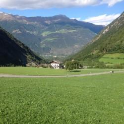 Rennradtour Martelltal / Vinschgau