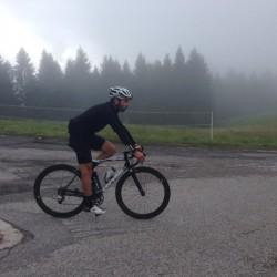 Rennradtour Veneto / Croce d'Aune