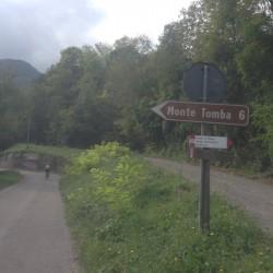 Rennradtour Veneto / Monte Tomba
