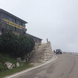 Rennradtour Veneto / Rifugio Bassano