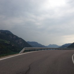 Rennradtour Seiseralm / Eisacktal