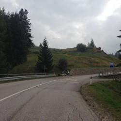 Rennradtour Seiseralm / Finale
