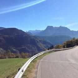 Rennradtour Eisacktal / Kein Verkehr