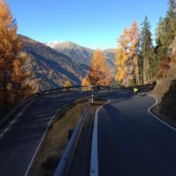 Herbsttour Stilfserjoch / Val Muestair