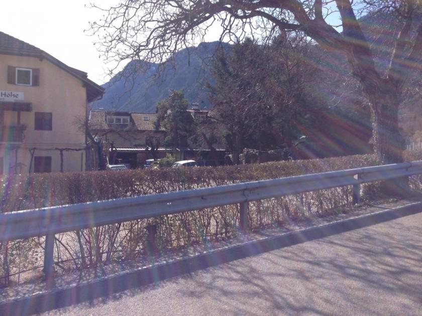 Rennradtour Südtirols Süden / Kalterer Höhe
