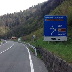 Rennradtour Pemmern / Abzweig Ritten