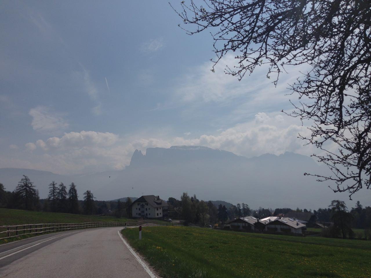 Rennradtour Pemmern / Schlern