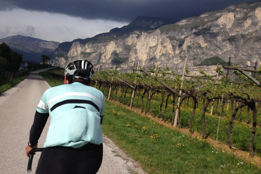 Rennradtour Südtirol - Gardasee / Radweg