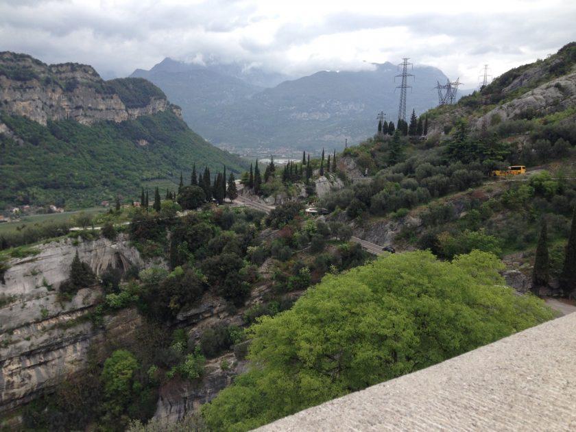 Rennradtour Südtirol - Gardasee/ Sarchetal