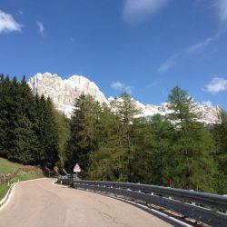 Rennradtour Alte Strasse Nigerpass - Karerpass / Rosengarten