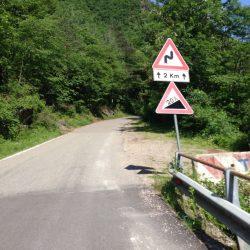 Rennradtour Alte Strasse Nigerpass - Karerpass / Steil