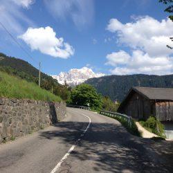 Rennradtour Alte Strasse Nigerpass - Karerpass / Tiers