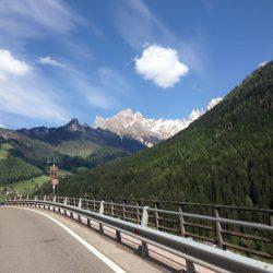 Rennradtour Alte Strasse Nigerpass - Karerpass / Zyprian