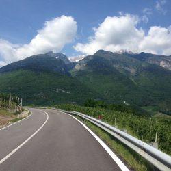 Rennradtour Gardasee / Brenta