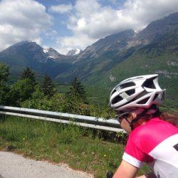 Rennradtour Gardasee / Frühling