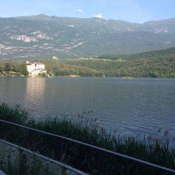 Rennradtour Gardasee / Lago Toblino