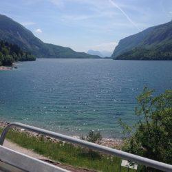 Rennradtour Gardasee / Molvenosee