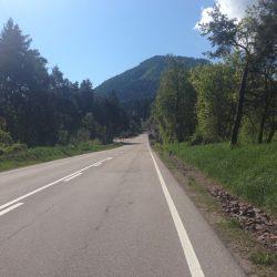 Rennradtour Lugano - Lavaze: Richtung Truden