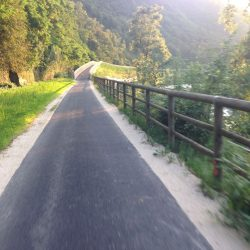Rennradtour Reschen - Brenner: Eisacktalradweg