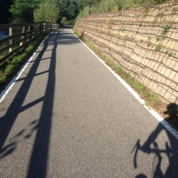 Rennradtour Reschen - Brenner: Etschradweg