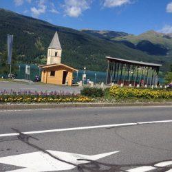 Rennradtour Reschen - Brenner: Graun