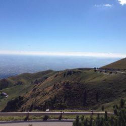 Rennradtour Monte Grappa / Aussicht