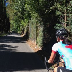 Rennradtour Monte Grappa / Schattiger Start