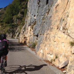 Rennradtour Passo Praderadego - Passo San Boldo / Finale Praderadego