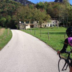 Rennradtour Passo Praderadego - Passo San Boldo / Valmareno
