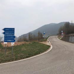 Passo Croce - 616m