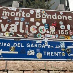Rennradtour Trentino: Vason