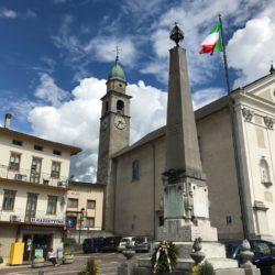 Rennradtour Passo San Boldo - Passo Praderadego / Trichiana