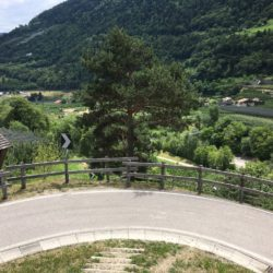 Rennradtour Vinschgau / 7 Kehren