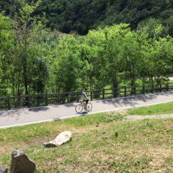Rennradtour Vinschgau / Mareike