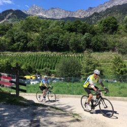 Rennradtour Vinschgau / Mareike & Jaques