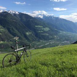 Rennradtour Vinschgau / Schlossalm
