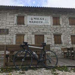 Rennradtour Monte Cesen / Malga Mariech