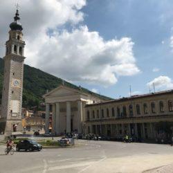Rennradtour Monte Cesen / Piazza