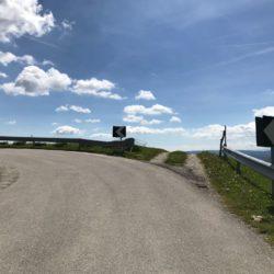 Rennradtour Monte Grappa / Kehre in den Himmel
