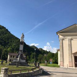 Rennradtour Monte Grappa / Pian della Chiesa