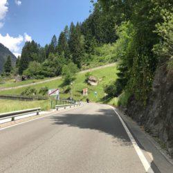 Rennradtour Passo Rombo / Moos