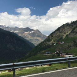 Rennradtour Passo Rombo / Saltnuss