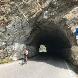 Rennradtour Passo Rombo / Tunnel