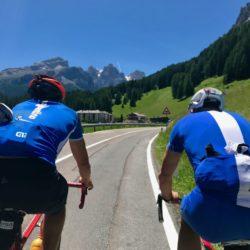 Dolomiti Bikeday 2017 / Nach Corvara