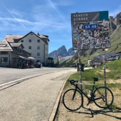 Dolomiti Bikeday 2017 / Passo Pordoi 2239m