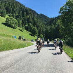 Dolomiti Bikeday 2017 / Rennradfahrer